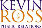 Kevin/Ross Public Relations Sticky Logo